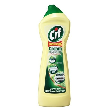 CIF mleczko citrus 750 ml (BE)