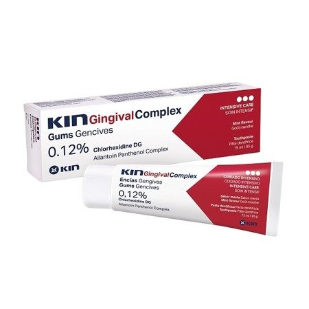KIN GINGIVAL COMPLEX pasta do zębów 75 ml