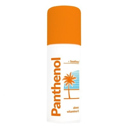 Panthenol pianka 5% 150 ml