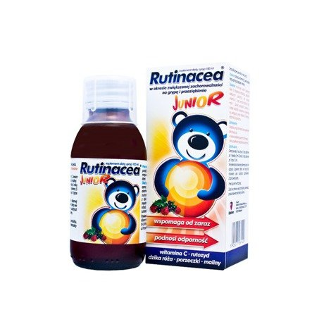 Rutinacea Junior syrop 100 ml